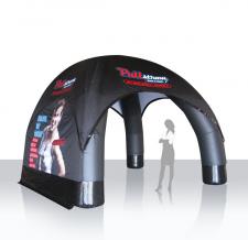Promotionzelt Modern 4-Bein - Pullstrom