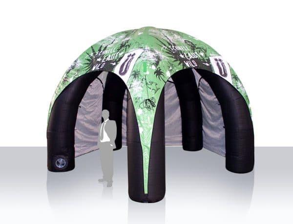 aufblasbare Zelte der Form Modern