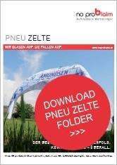 Folder Pneu Zelte